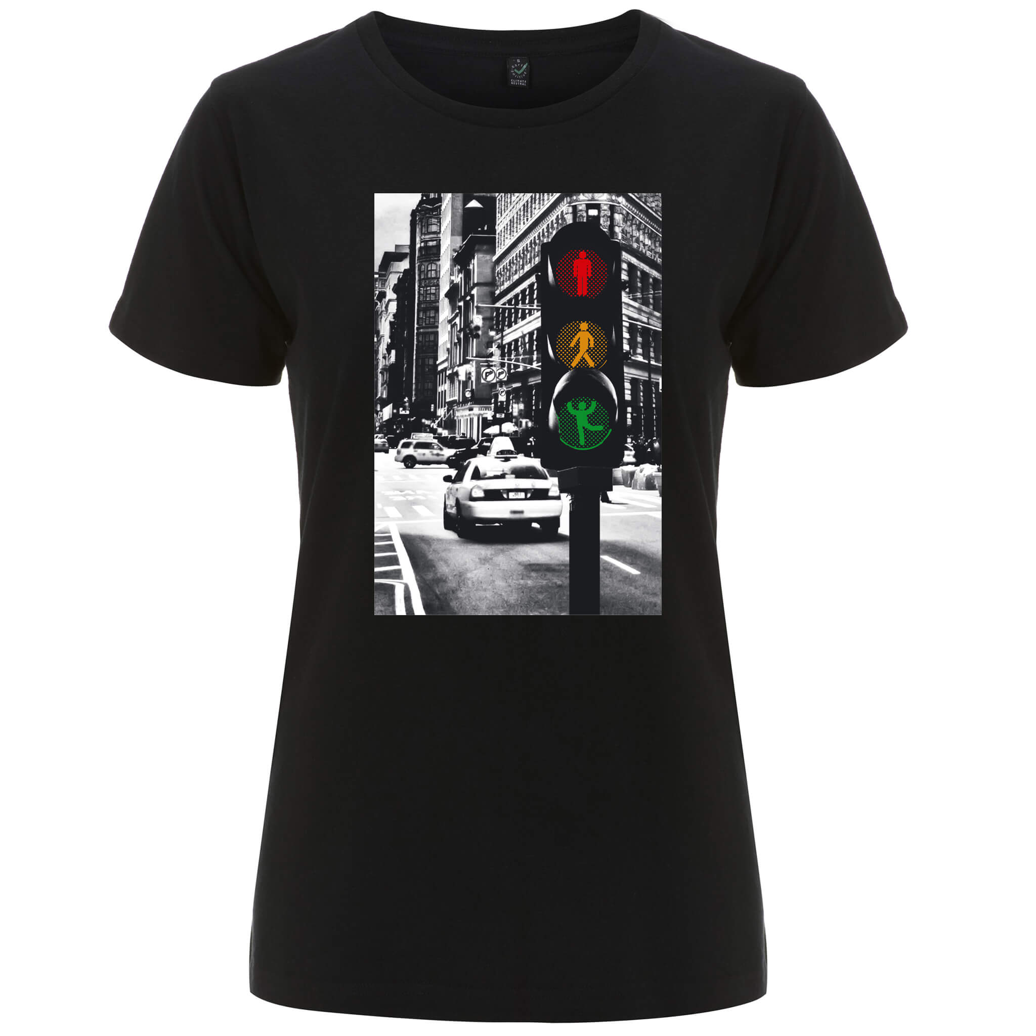 Semaforo - T-shirt Donna - T-Shirt by Fol The Brand