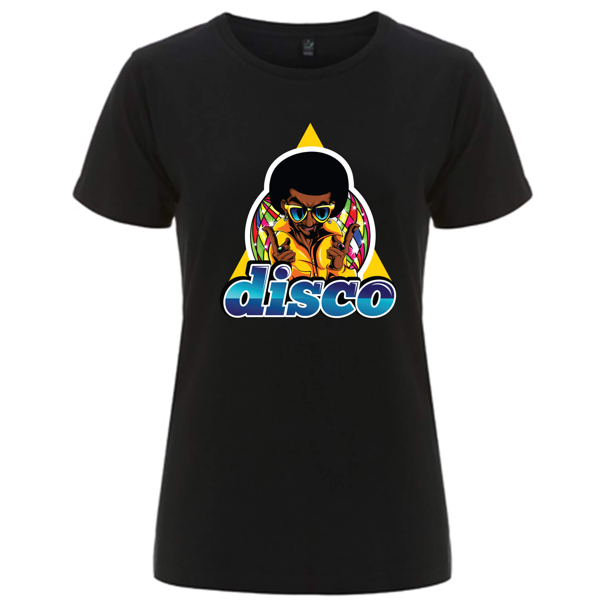 Musica Disco - T-shirt Donna - T-Shirt by Fol The Brand