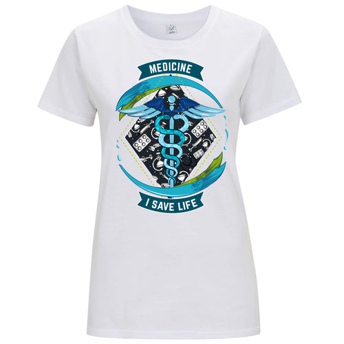 Laurea in medicina - T-shirt Donna - T-Shirt by Fol The Brand