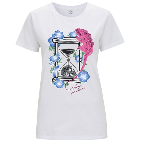 Vivere per Vivere - T-shirt Donna Promo - T-Shirt by Fol The Brand