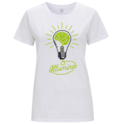 Illumina Luminescente - T-shirt Donna Promo