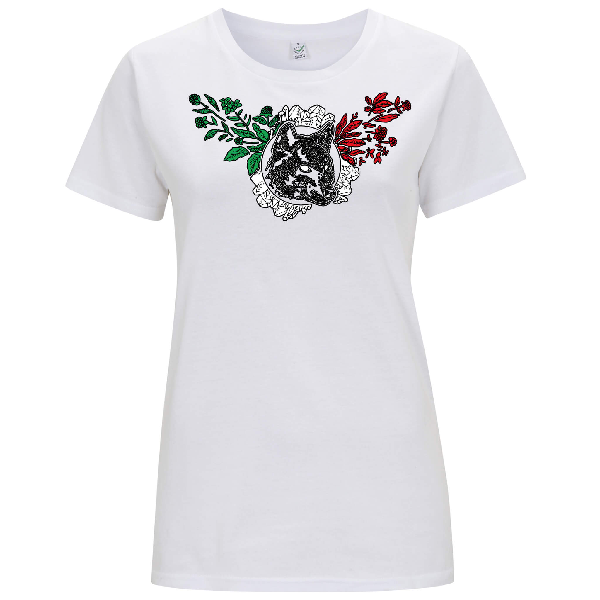 Internazionale Italia - T-shirt Donna - T-Shirt by Fol The Brand