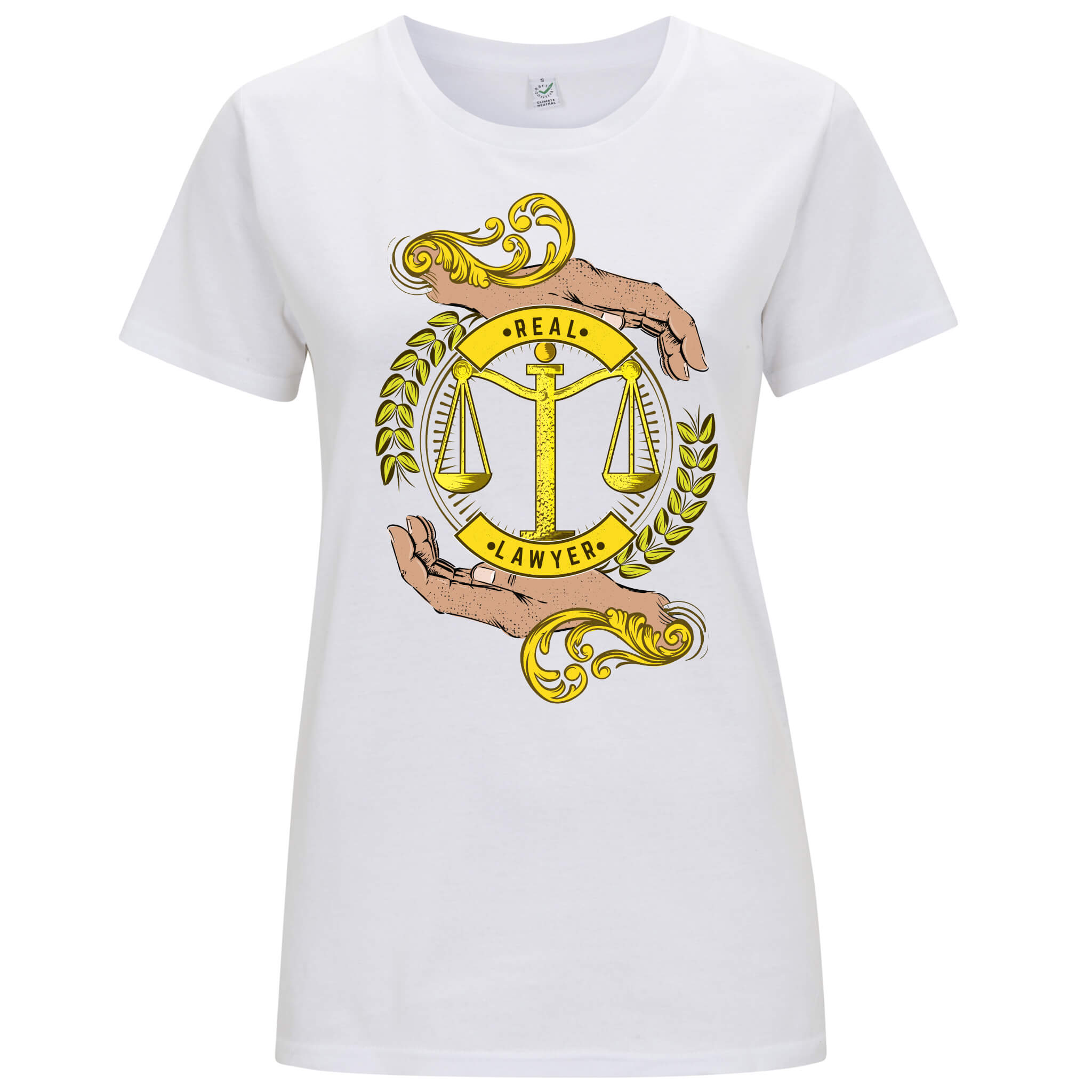 Laurea in legge - T-shirt Donna - T-Shirt by Fol The Brand