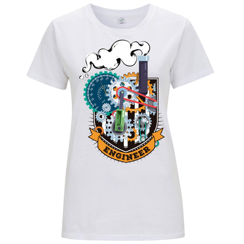 Laurea in ingegneria - T-shirt Donna - T-Shirt by Fol The Brand