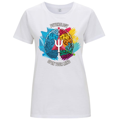 Laurea in psicologia - T-shirt Donna - T-Shirt by Fol The Brand