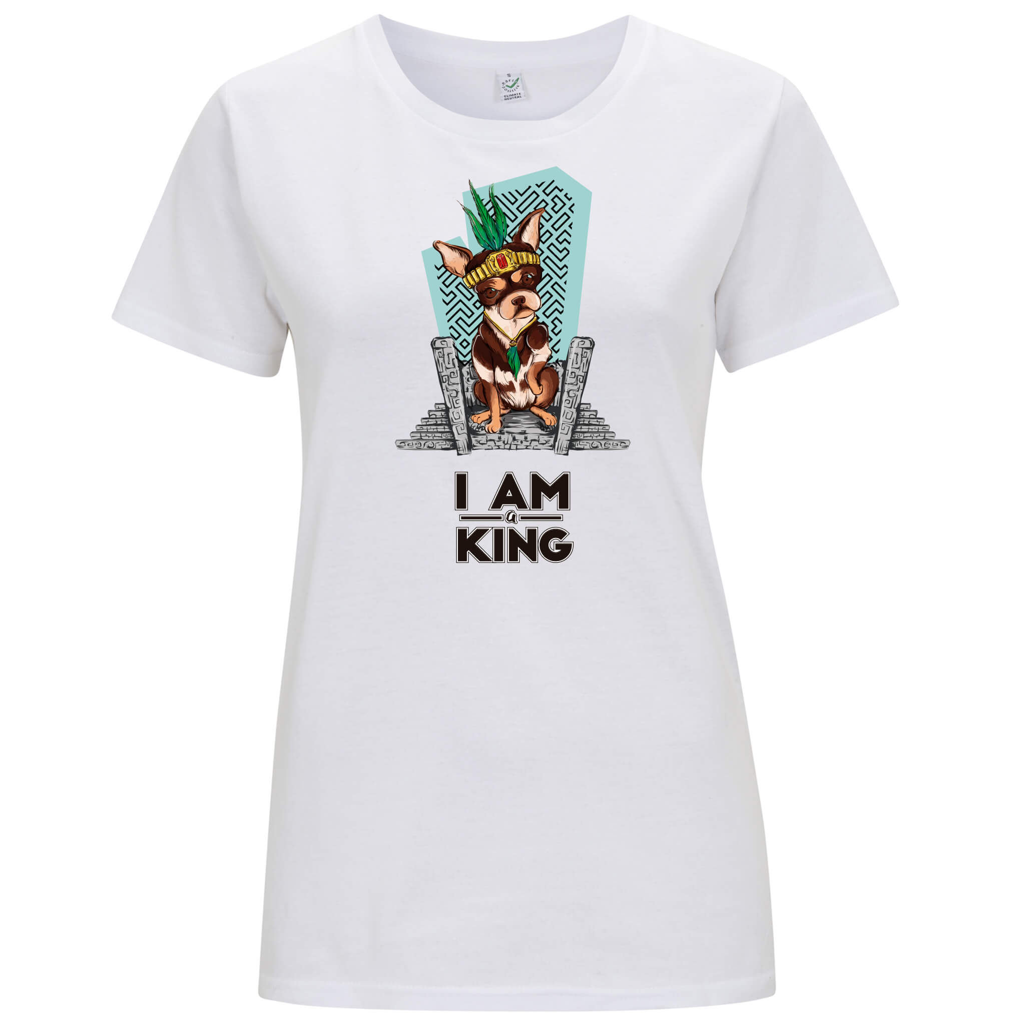 Chihuahua - T-shirt Donna - T-Shirt by Fol The Brand
