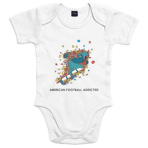 Sport Addicted: Football Americano - Body Bambino - Body by Fol The Brand