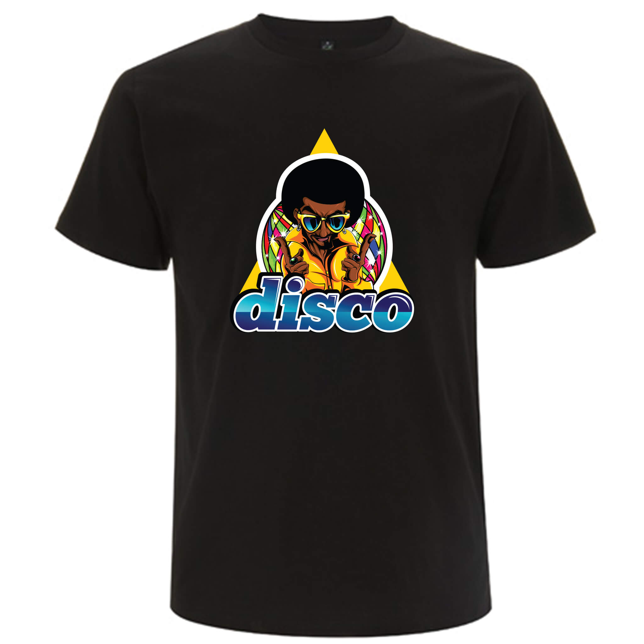 Musica Disco - T-shirt Uomo - T-Shirt by Fol The Brand