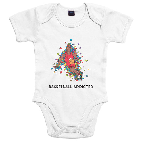 Sport Addicted: Basket - Body Bambino - Body by Fol The Brand