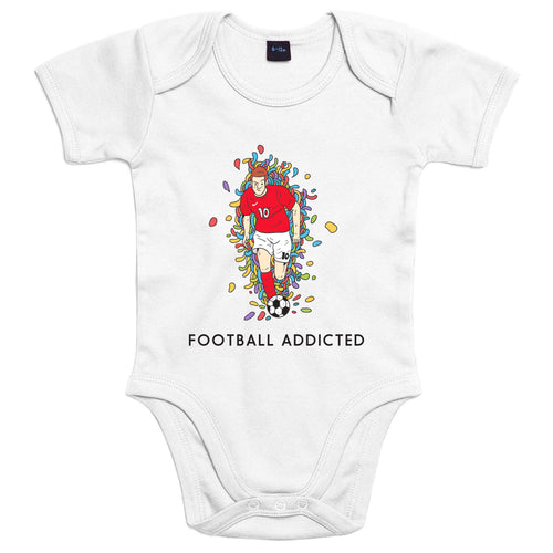 Sport Addicted: Calcio - Body Bambino - Body by Fol The Brand