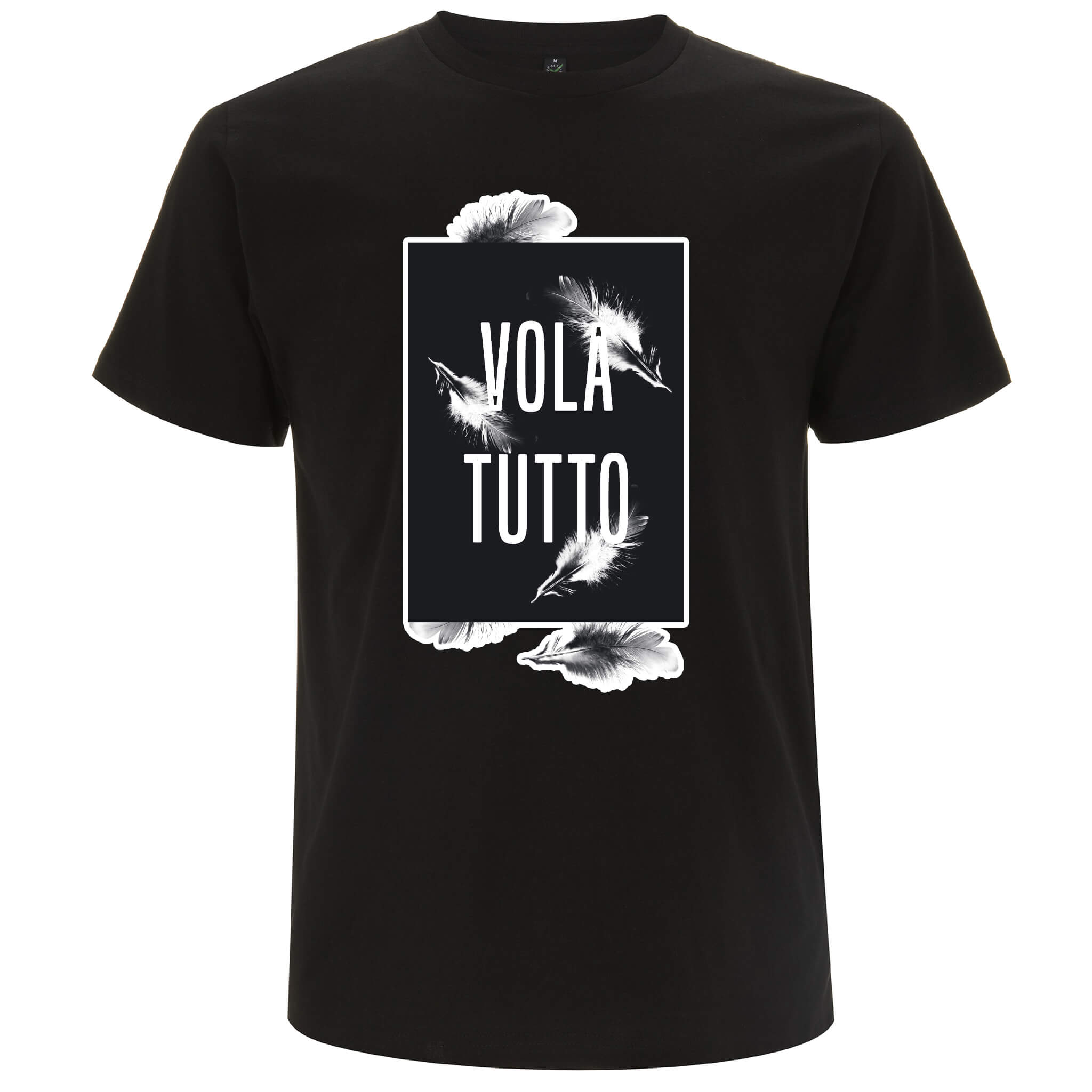 Volatutto Piume - T-shirt Uomo - T-Shirt by Fol The Brand