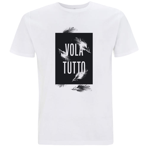 Volatutto Piume - T-shirt Uomo Promo - T-Shirt by Fol The Brand