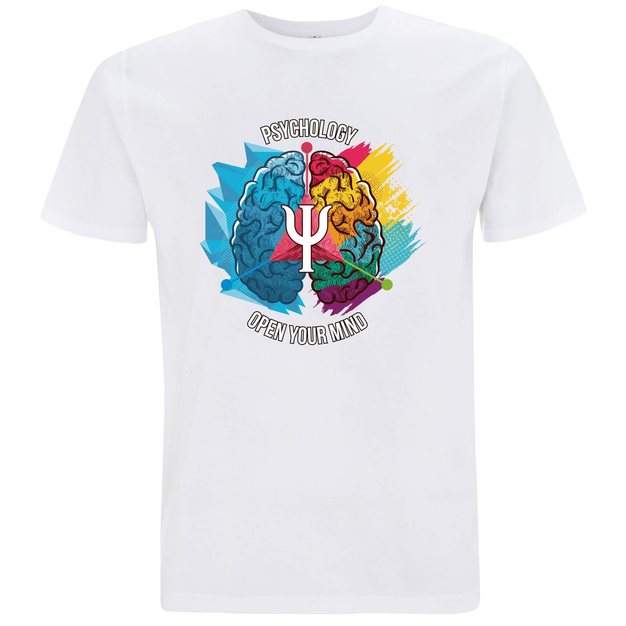 Laurea in psicologia - T-shirt Uomo - T-Shirt by Fol The Brand