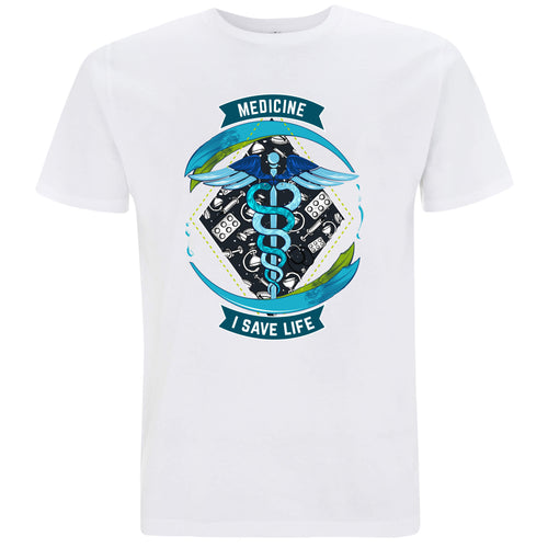 Laurea in medicina - T-shirt Uomo - T-Shirt by Fol The Brand