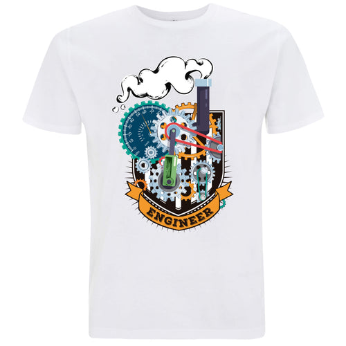 Laurea in ingegneria - T-shirt Uomo - T-Shirt by Fol The Brand