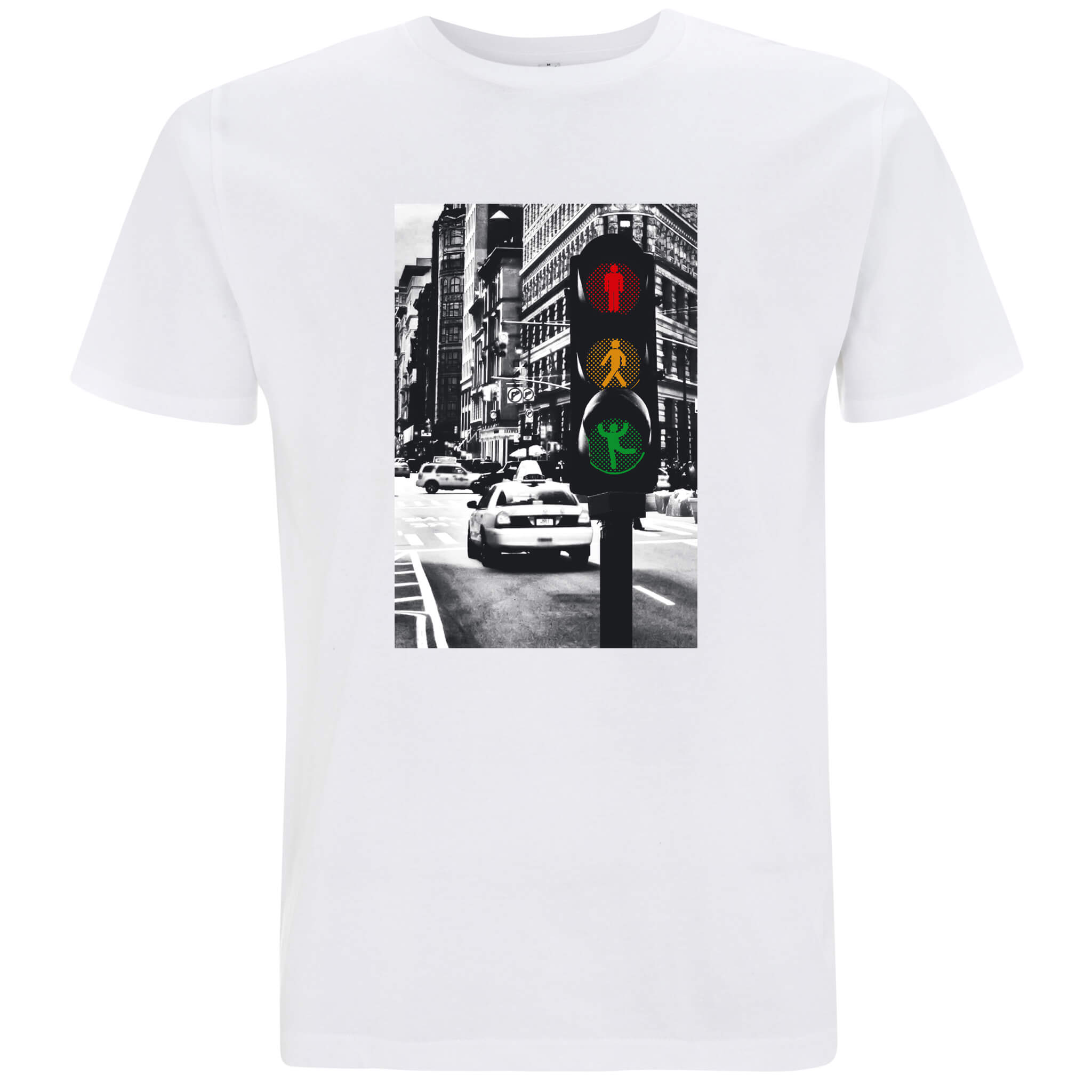 Semaforo - T-shirt Uomo - T-Shirt by Fol The Brand