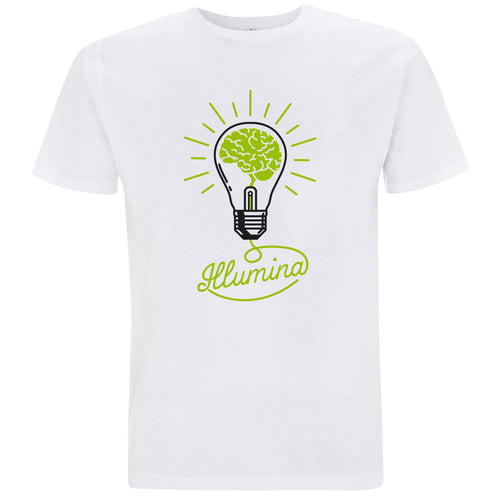 Illumina Verde - T-shirt Uomo Promo - T-Shirt by Fol The Brand