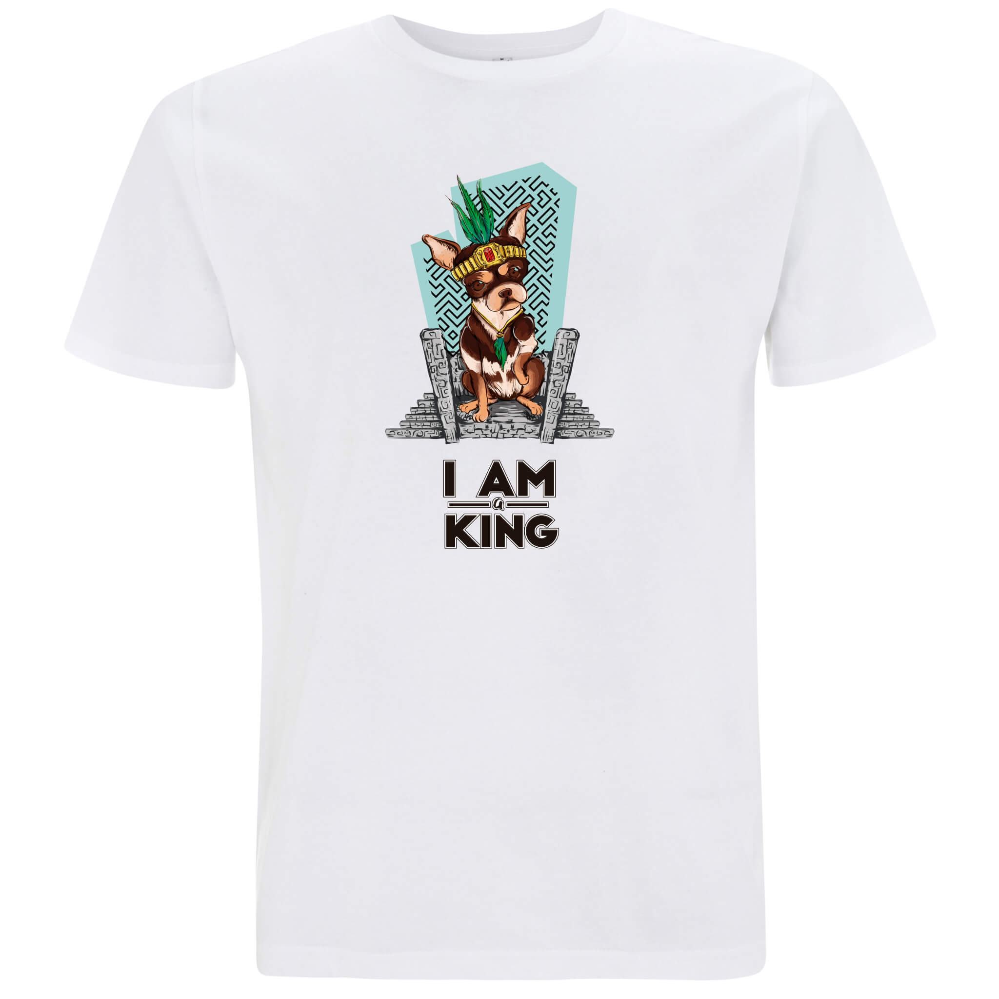 Chihuahua - T-shirt Uomo - T-Shirt by Fol The Brand