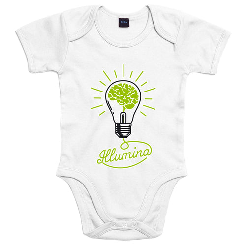 Illumina Verde - Body Bambino - Body by Fol The Brand