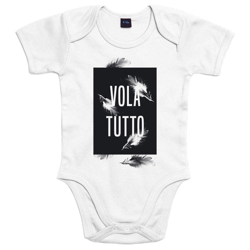 Volatutto Piume - Body Bambino - Body by Fol The Brand