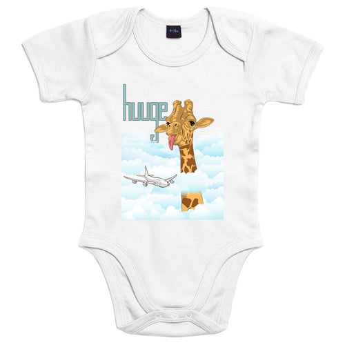 Huuge Giraffa - Body Bambino - Body by Fol The Brand