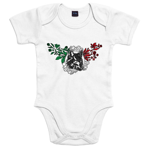 Internazionale Italia - Body Bambino - Body by Fol The Brand