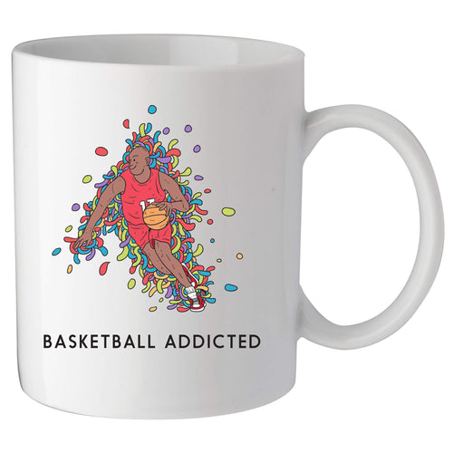 Sport Addicted: Basket - Tazza