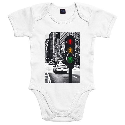 Semaforo - Body Bambino - Body by Fol The Brand
