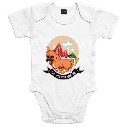 Bulldog Francese - Body Bambino - Body by Fol The Brand