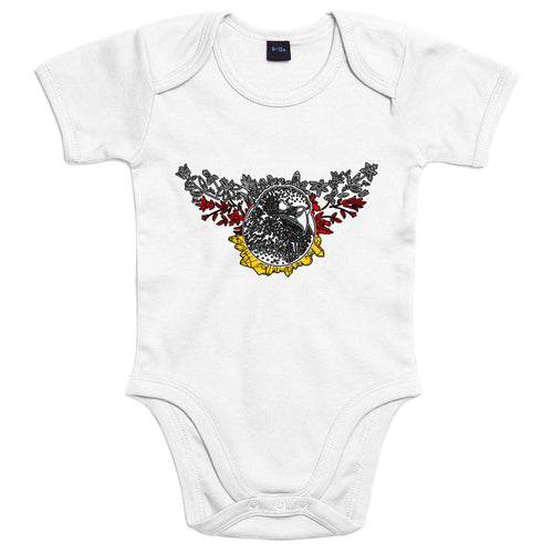 Internazionale Germania - Body Bambino - Body by Fol The Brand