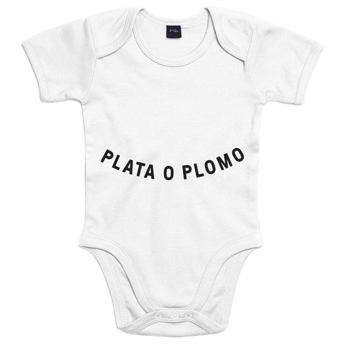 Plata O Plomo - Body Bambino - Body by Fol The Brand