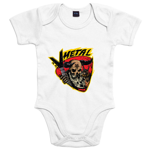 Musica Metal - Body Bambino - Body by Fol The Brand
