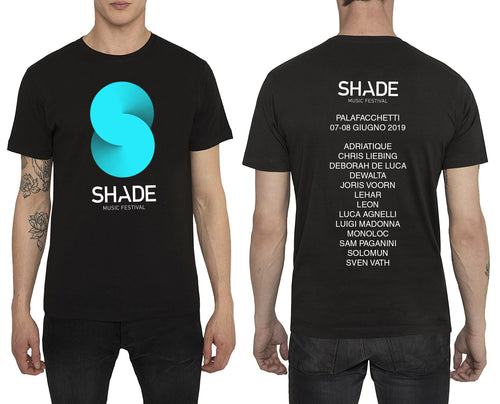 Shade Music Festival - T-shirt -  by Fol The Brand