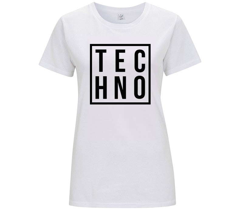 TECHNO BASE  T-shirt DONNA