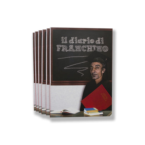 Il diario di Franchino - Diario by Fol The Brand