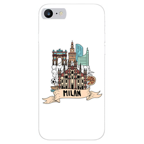 Località: Milano - Cover - Cover by Fol The Brand