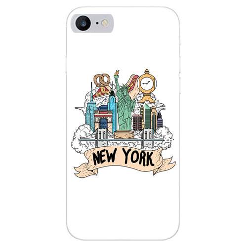 Località: New York - Cover - Cover by Fol The Brand