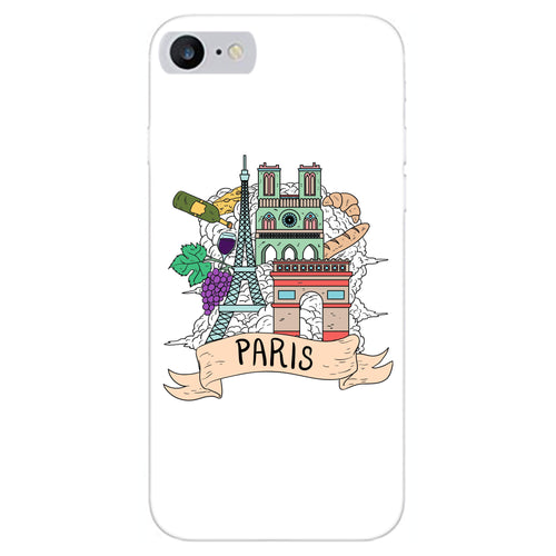 Località: Parigi - Cover - Cover by Fol The Brand