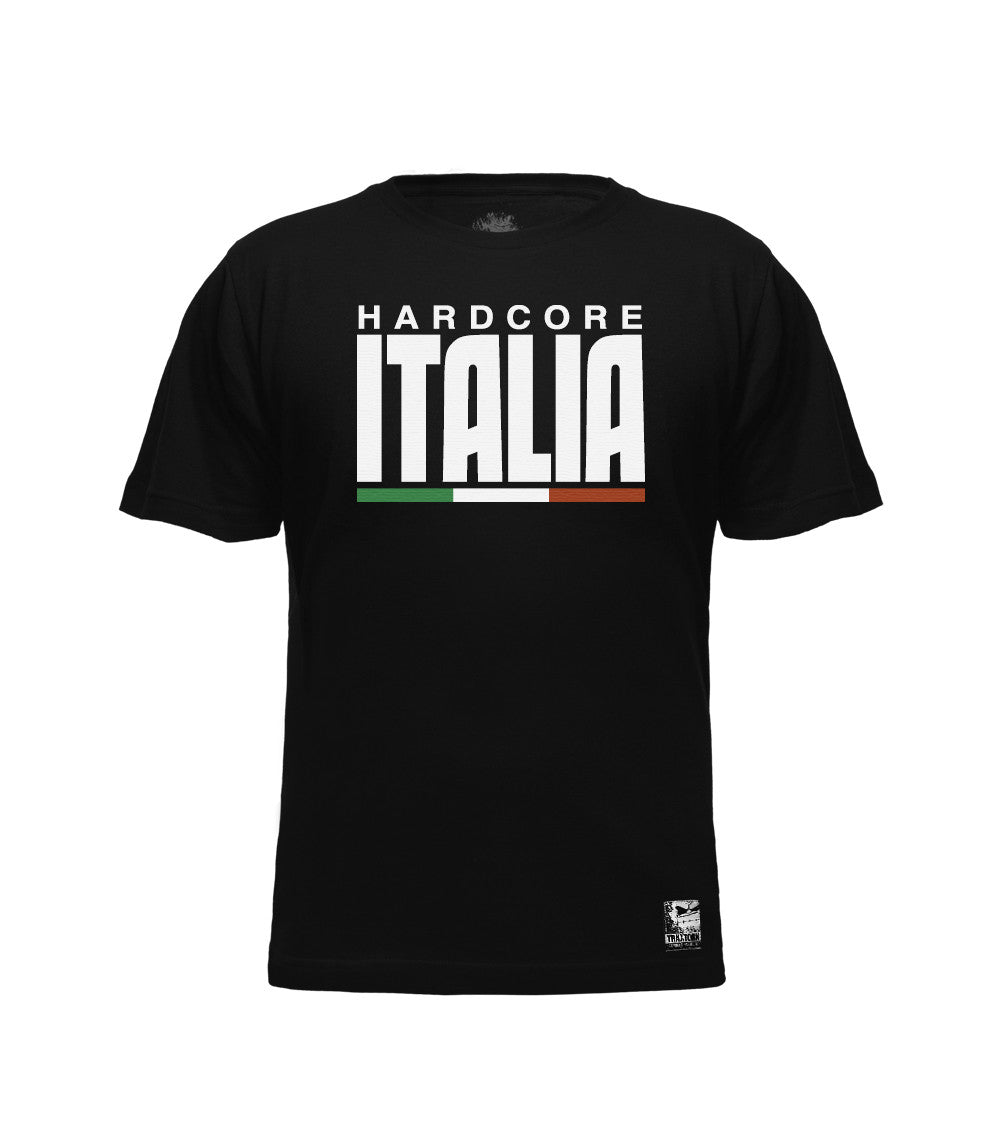 T-shirt Hardcore Italia - Fol The Brand