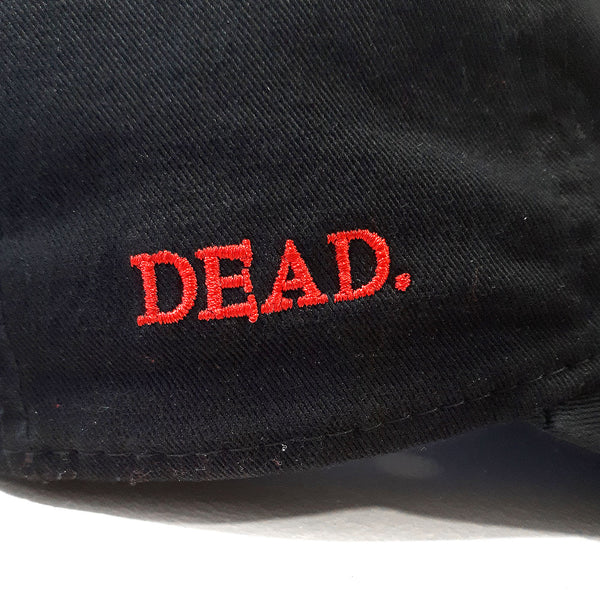 DEAD. X New Era 9TWENTY - Noir/Black