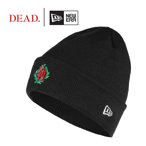Tuque DEAD. X New Era - Noir/Black