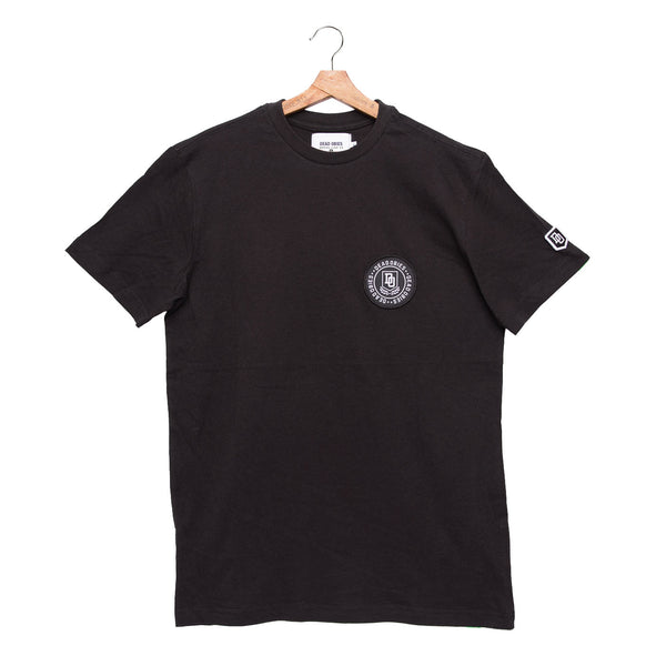 T-Shirt D.O. Patch - Noir/Black