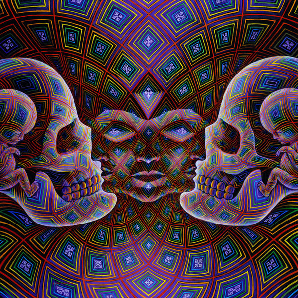 Vajra Being by Alex Grey
