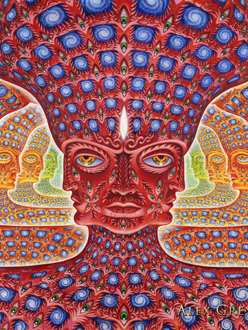 Godself By Alex Grey
