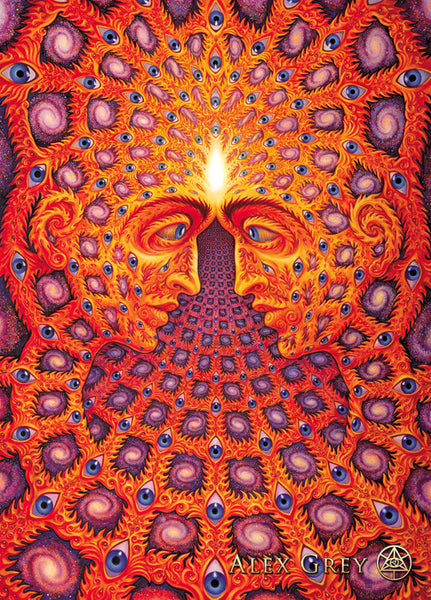 One by Alex Grey