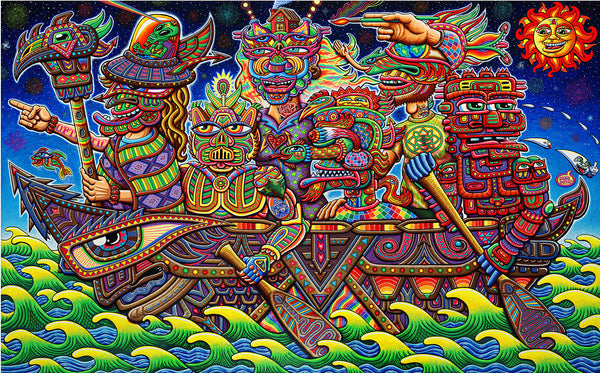 Optimystics Journey By Chris Dyer