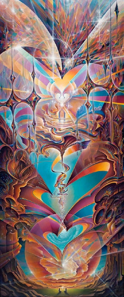 The Crucible of Love By Michael Divine