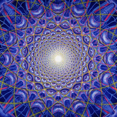 Collective Vision by Alex Grey
