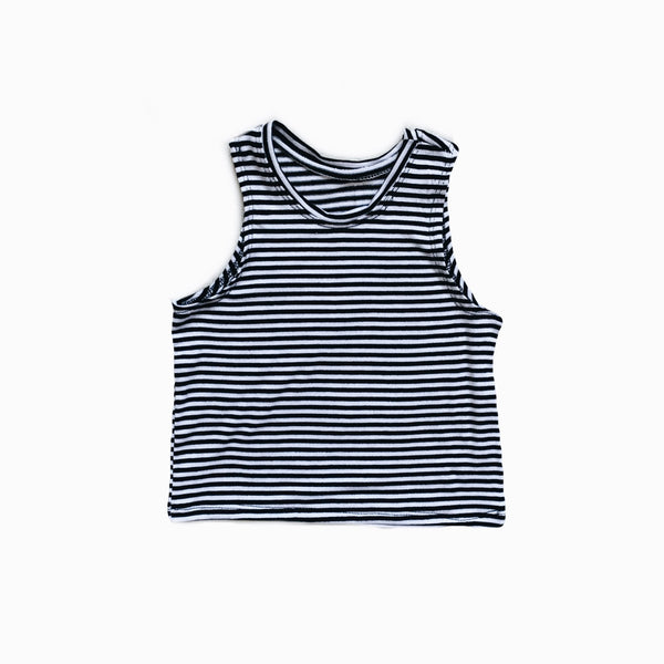 Easy Tank in black and white