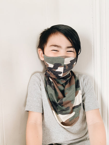 ((PREORDER 4 weeks)) Scarf face covering